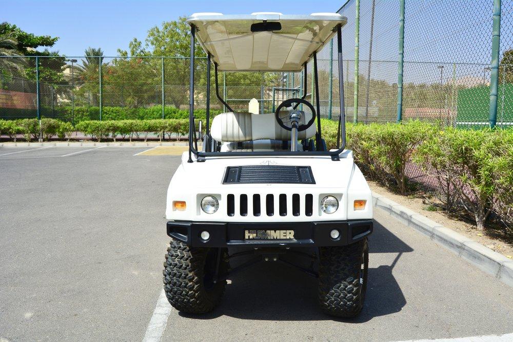 Al Bandar - Hummer Golf Cart (Shangri-La Muscat)