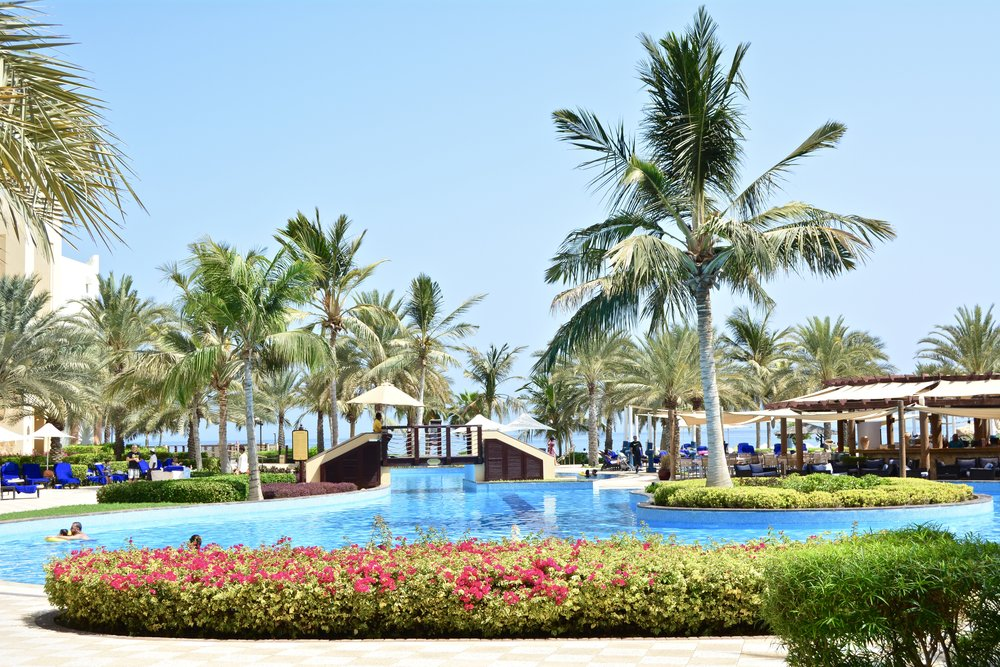 Al Waha - Swimming Pool (Shangri-La Muscat)