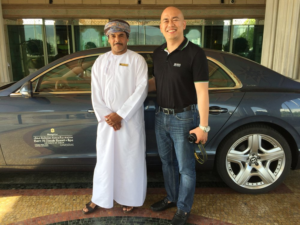 Bentley (Shangri-La Muscat)