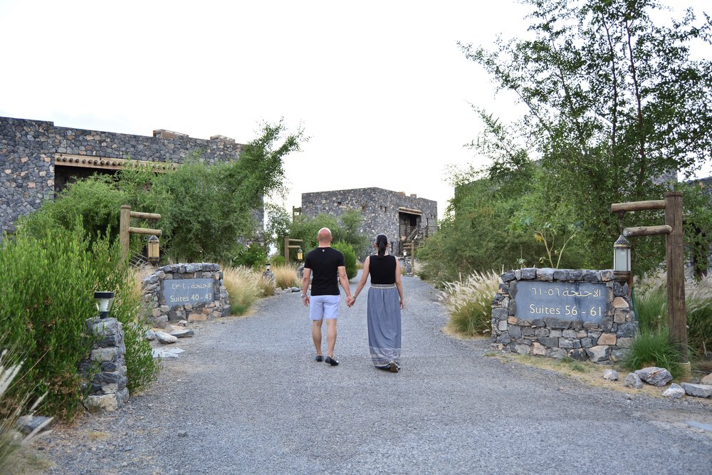 Heaven on Earth (Alila Jabal Akhdar)