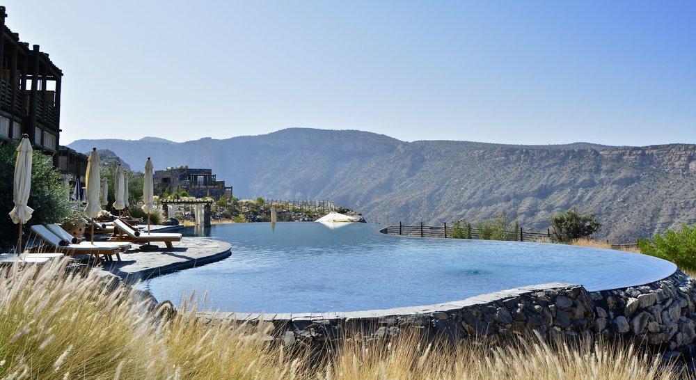 Infinity Pool (Alila Jabal Akhdar)