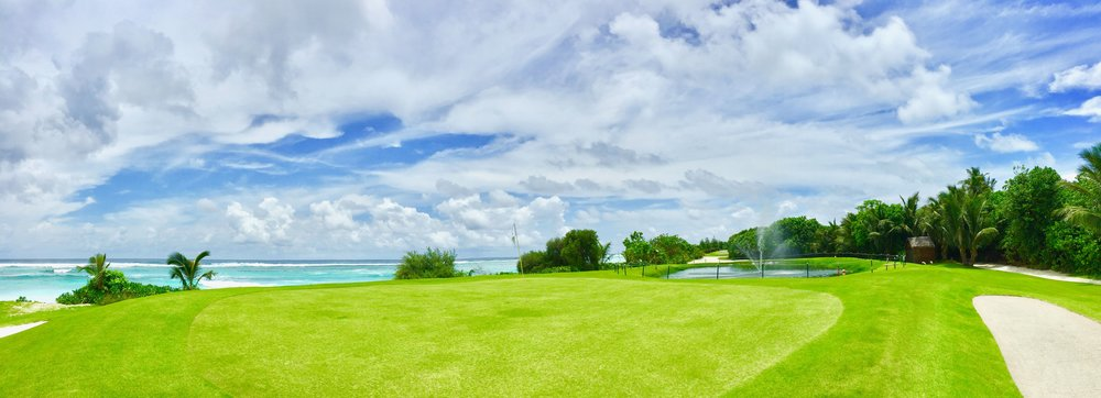 Golf Course (Shangri-La Maldives)