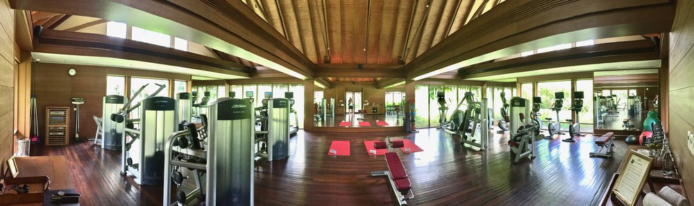 Health Club (Shangri-La Maldives)