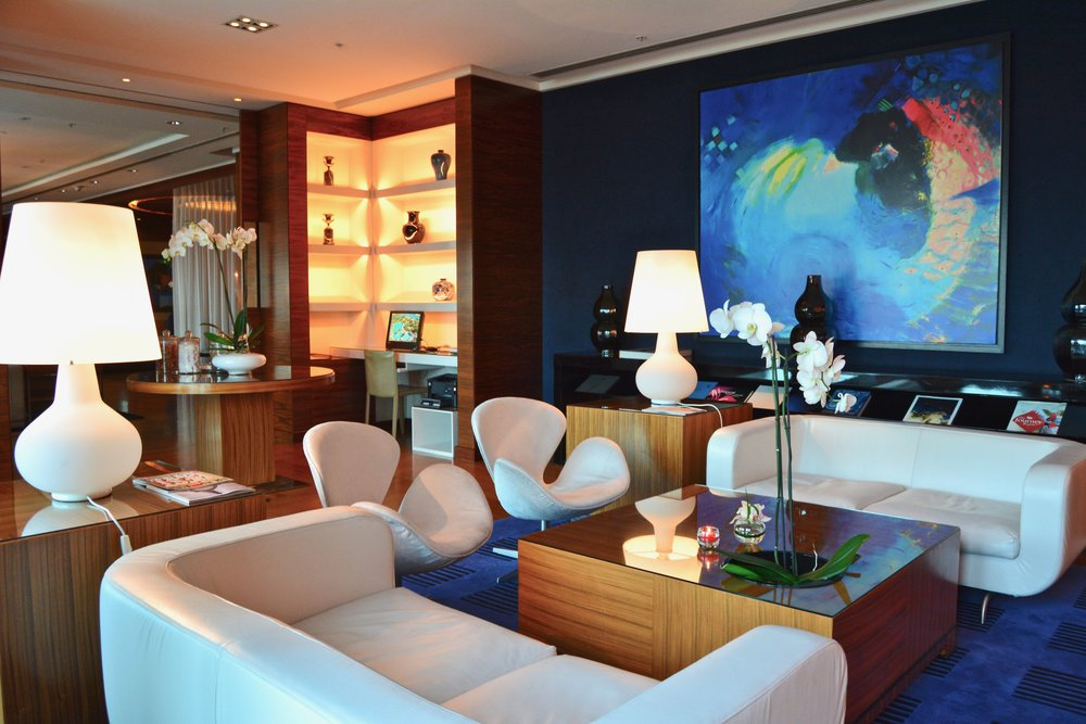 Club Lounge (The Ritz-Carlton, Bahrain)