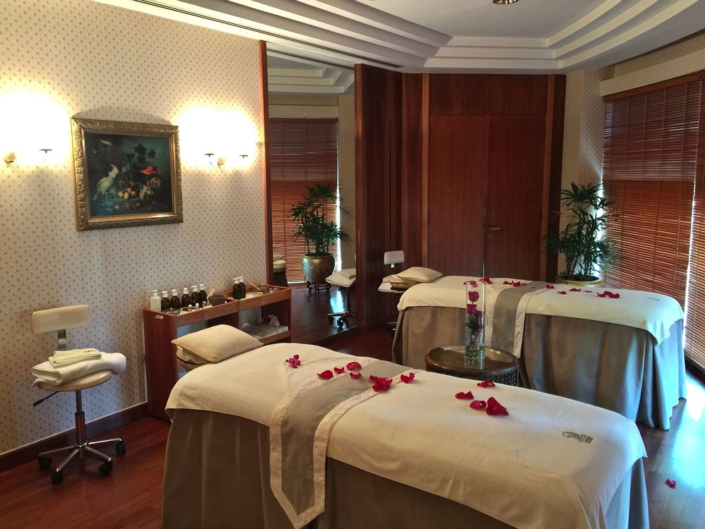 The Spa - Couple's Massage Room (The Ritz-Carlton, Bahrain)