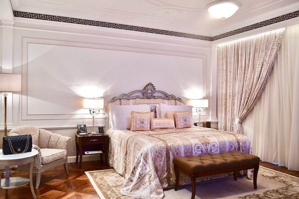 Grand Suite - Bedroom (Palazzo Versace Dubai)