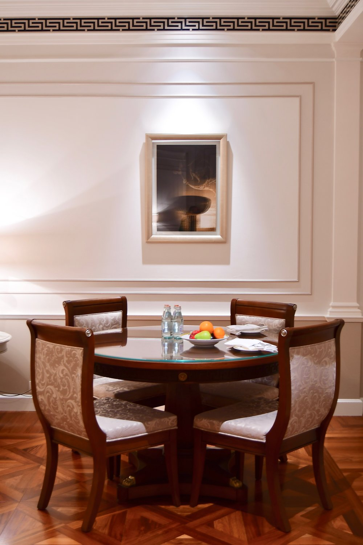 Grand Suite - Dining Area (Palazzo Versace Dubai)