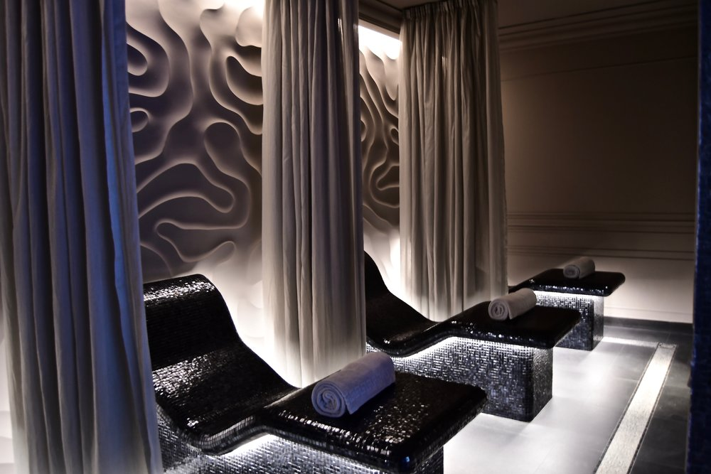 The Spa - Female Relaxation Room (Palazzo Versace Dubai)