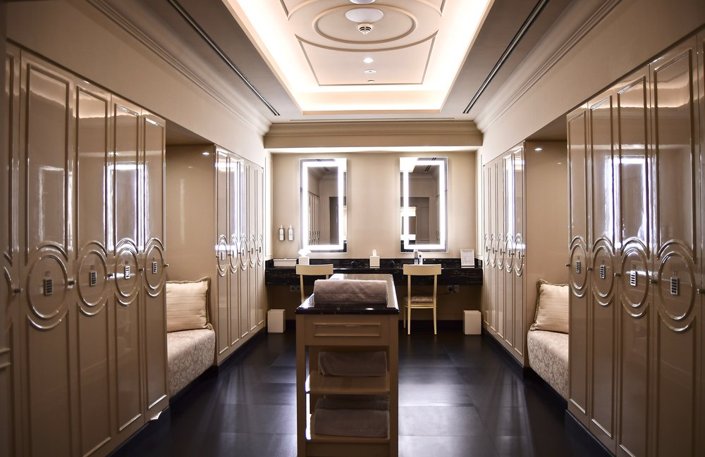 The Spa - Female Changing Room (Palazzo Versace Dubai)
