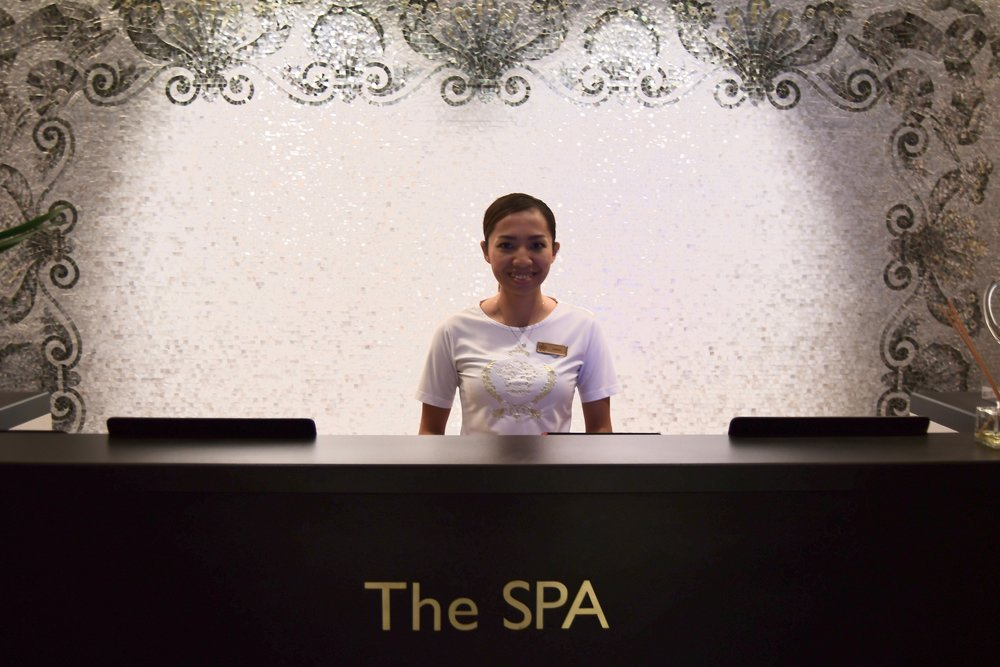 The Spa - Heart, Female Masseuse (Palazzo Versace Dubai)