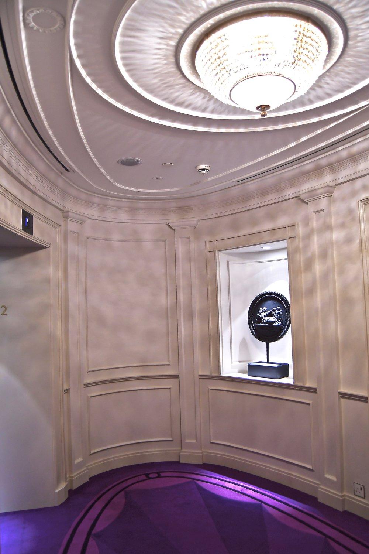 Elevator Area (Palazzo Versace Dubai)