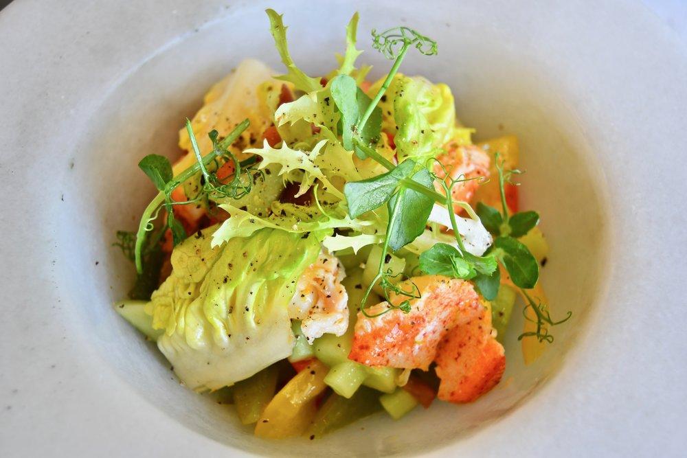 Enigma - Lobster Salad (Palazzo Versace Dubai)