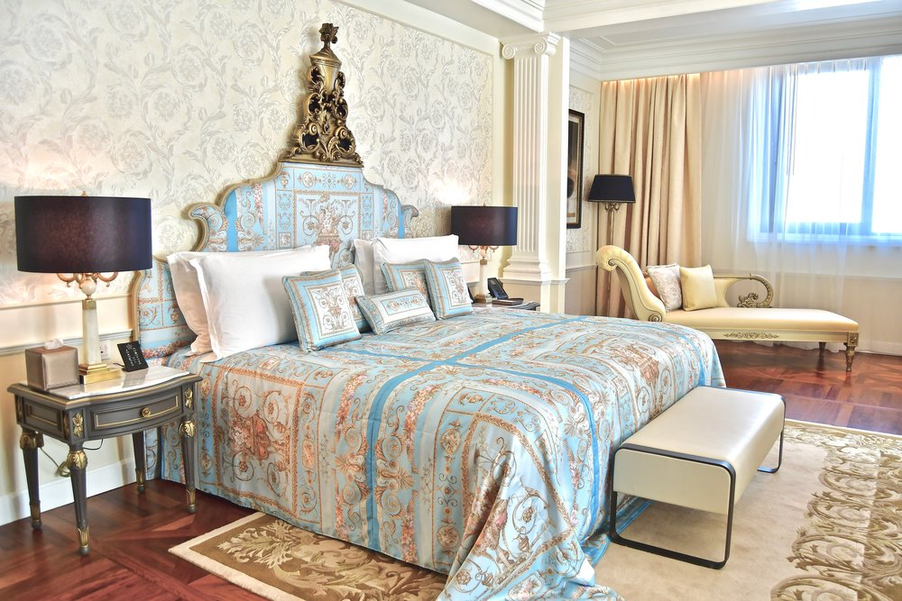 Imperial Suite - Bedroom (Palazzo Versace Dubai)