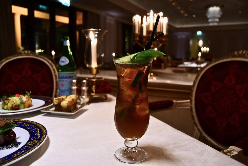 Vanitas - Mocktail Drink (Palazzo Versace Dubai)