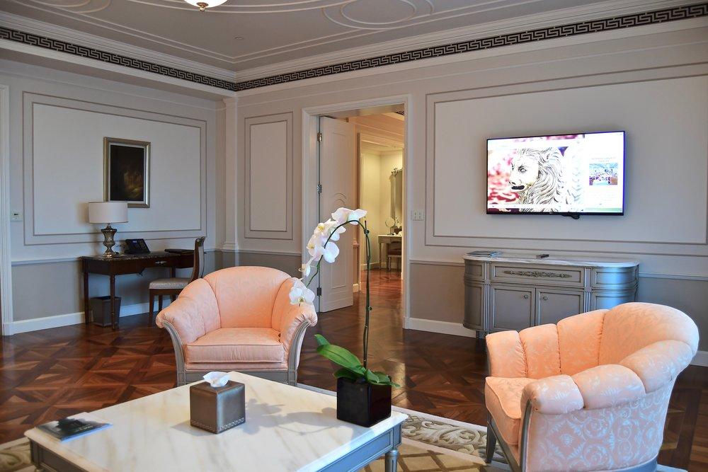 Grand Suite (Palazzo Versace Dubai)