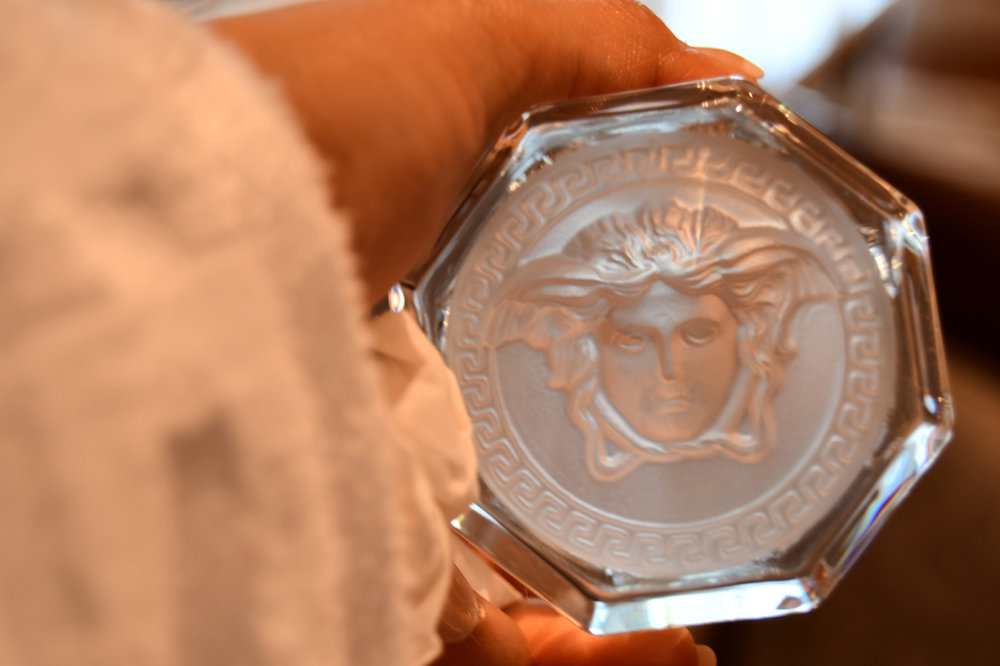 Grand Suite - Versace Drinking Glass(Palazzo Versace Dubai)
