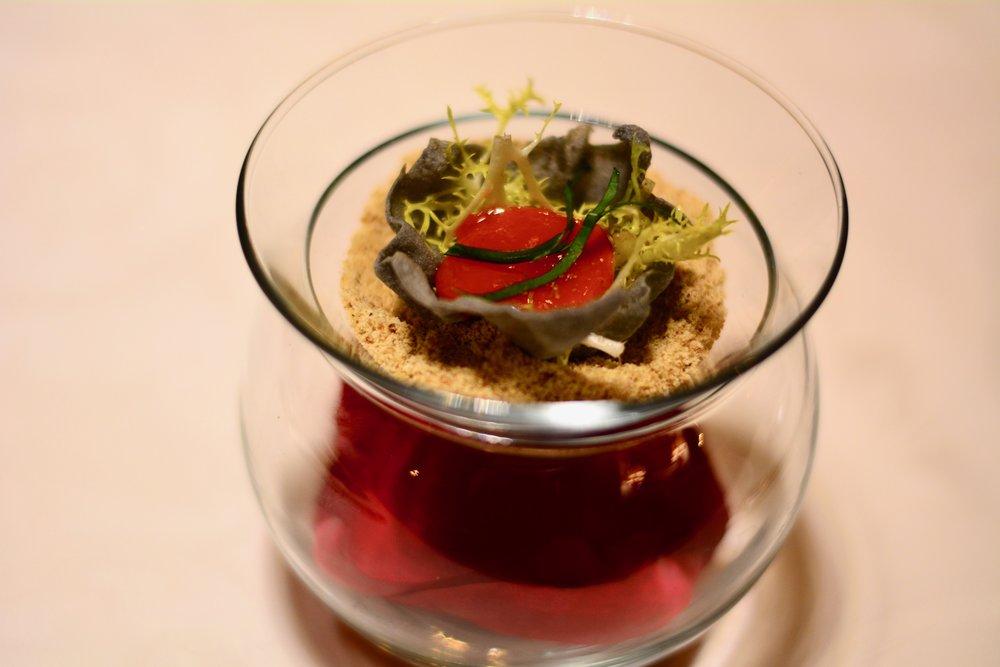 Vanitas - Chef's Complimentary Starter (Palazzo Versace Dubai)
