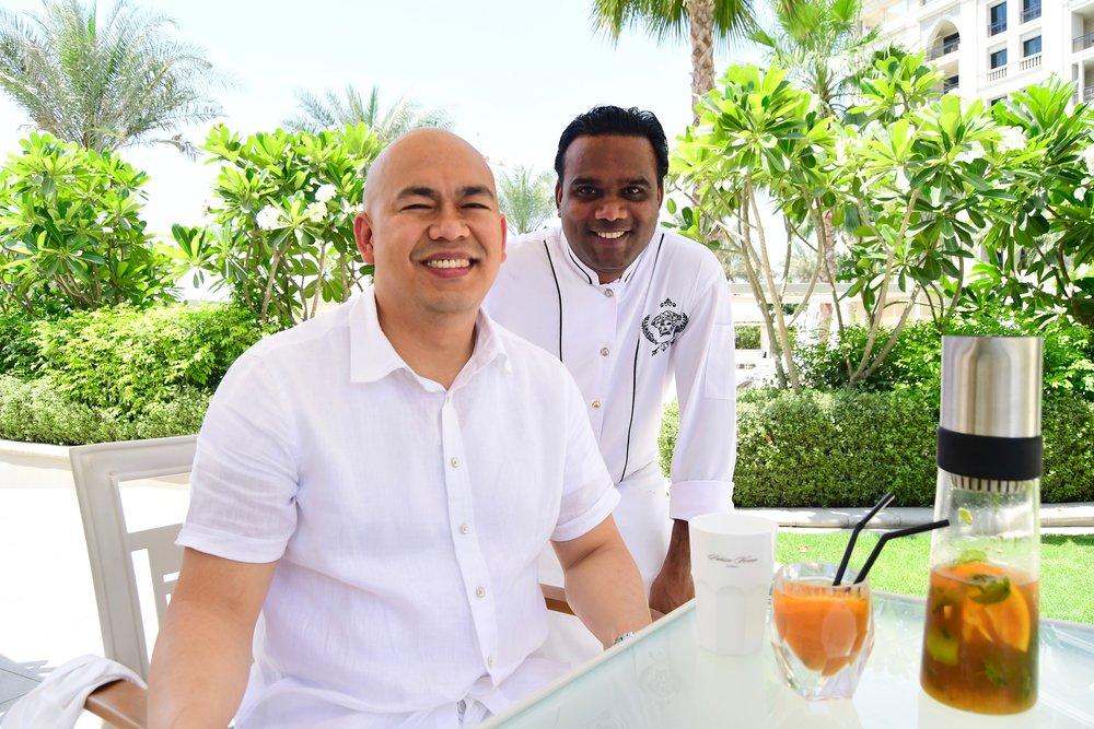 Amalfi - Chef Prakash Rajendan (Palazzo Versace Dubai)