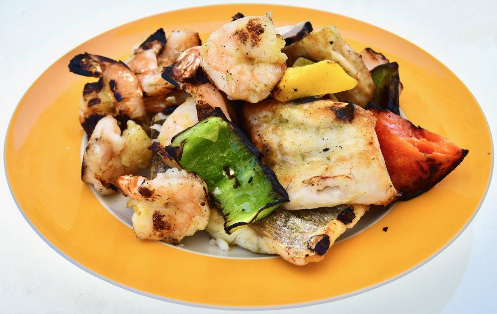 Amalfi - Grilled Seafood (Palazzo Versace Dubai)