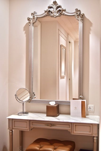 Grand Suite - Vanity (Palazzo Versace Dubai)