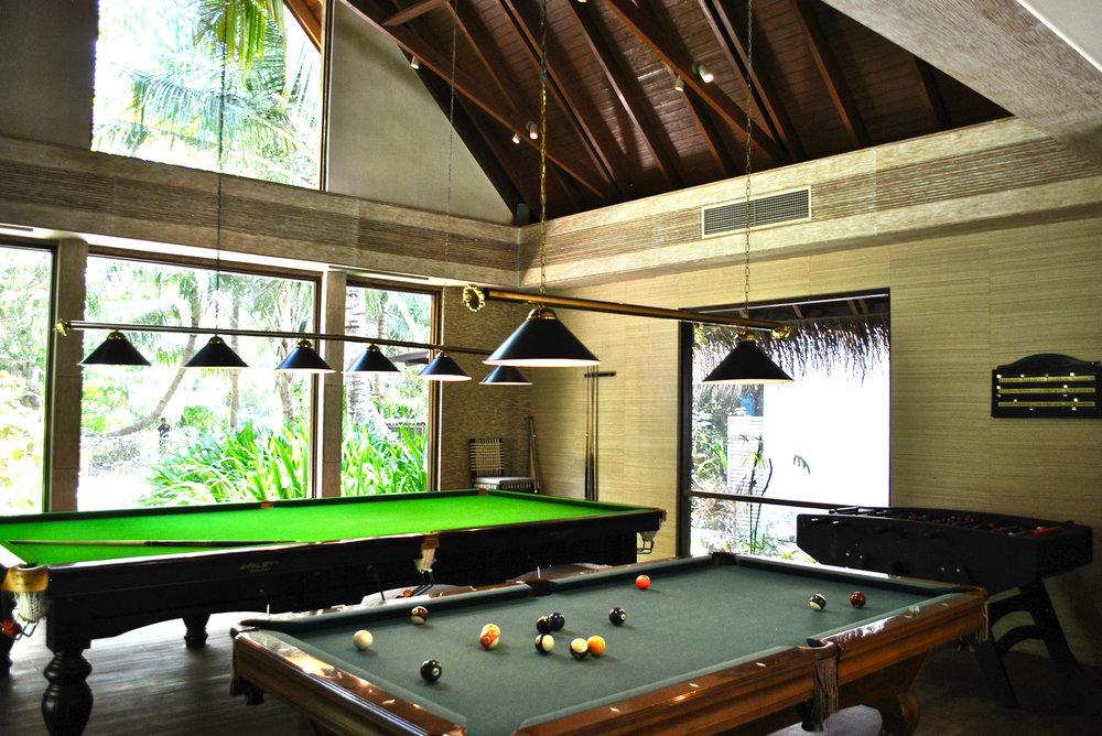 Entertainment Centre (Shangri-La Maldives)