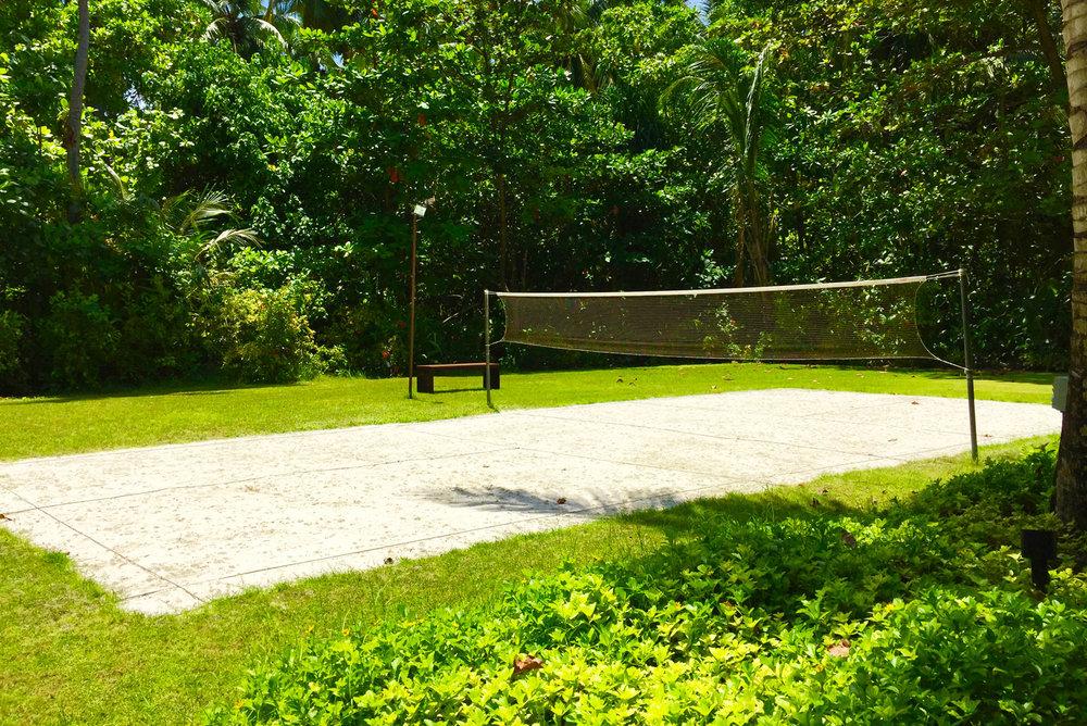 Shangri-La Maldives - Volleyball Court