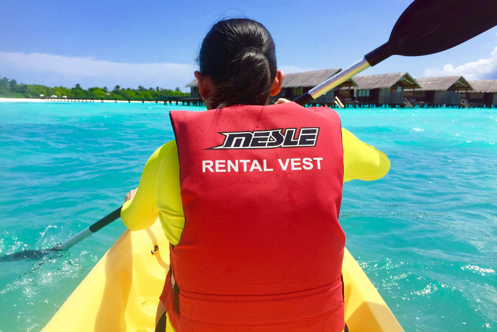 Kayaking (Shangri-La Maldives)