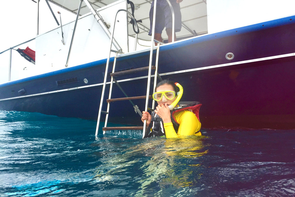 Snorkeling (Shangri-La Maldives)
