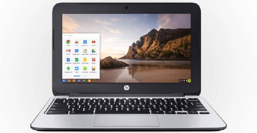 Chromebook HP11 G4