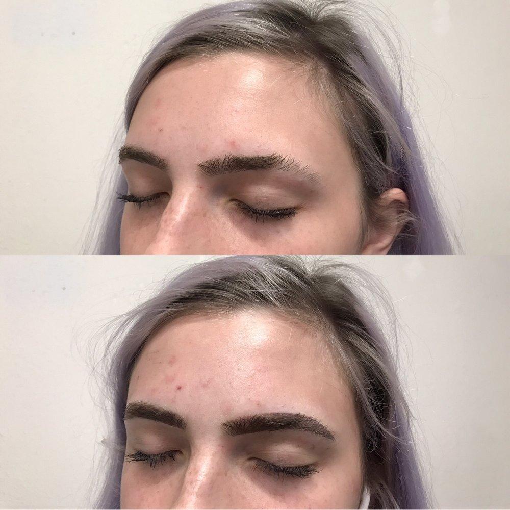 Eyebrow Microblading Love P Beauty
