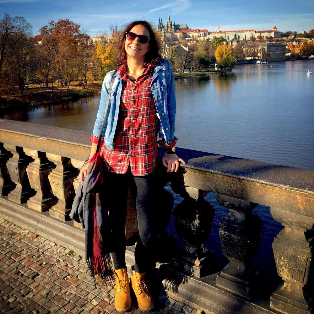 Podzim je krásné období.. A podzimní Praha ještě hezčí! :-)