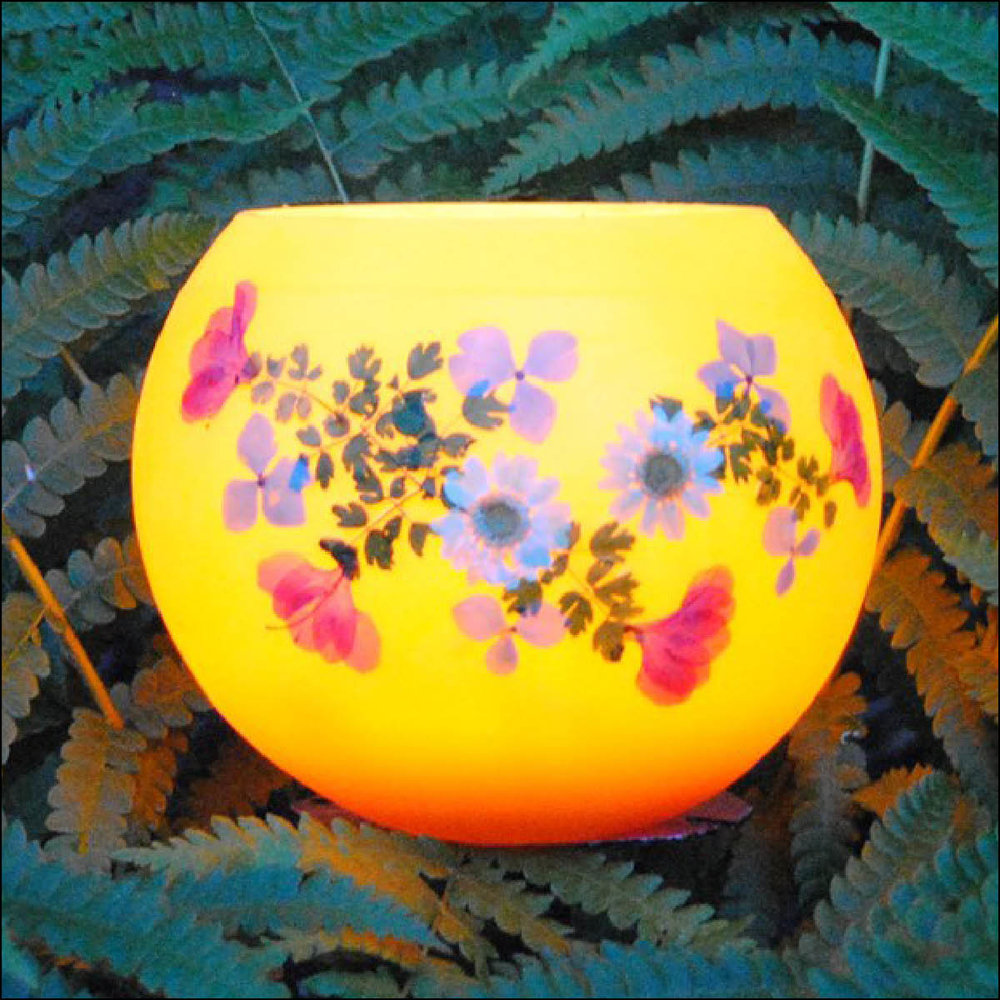 Honeypot Luminaries, Handcrafted in Athens, GA