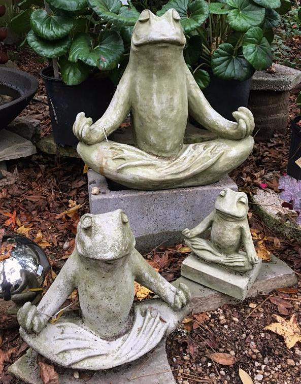 Quality statuary for your Gardening Valentine