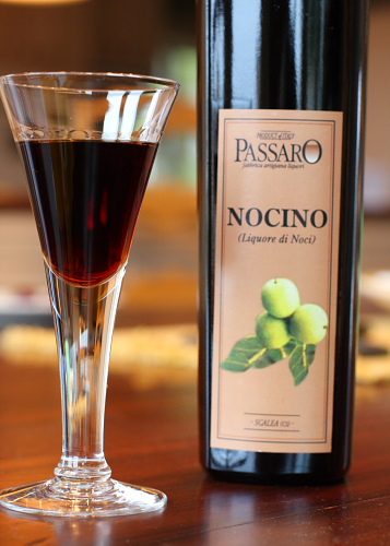 have never made nocino ; instead I have always brought it back with ...