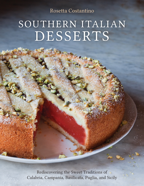 Cover_Southern Italian Desserts