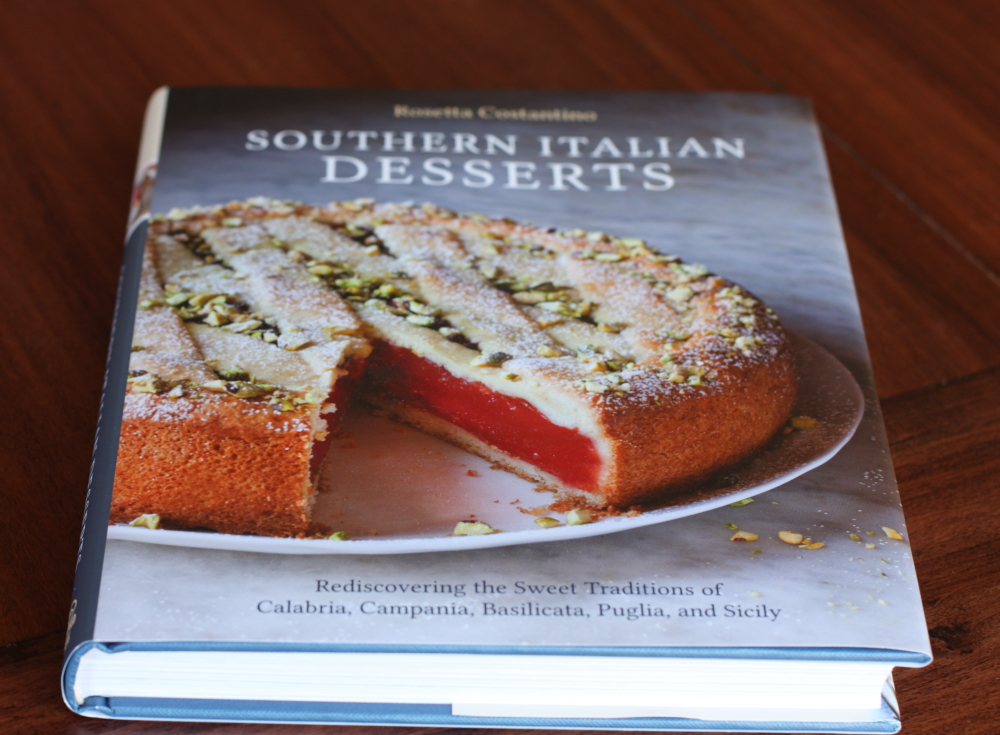 Southern Italian Desserts Book