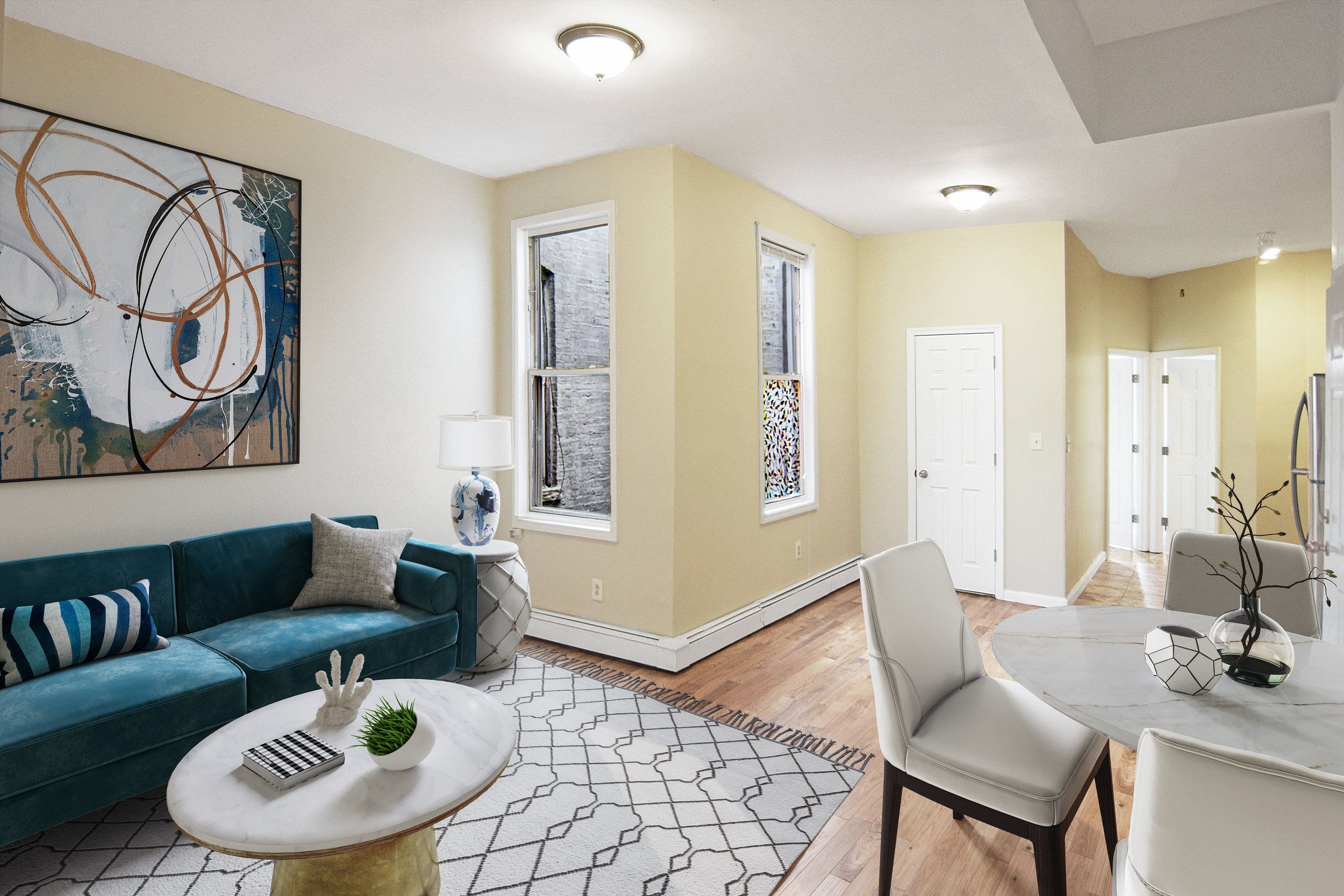 Bushwick | 4 Bed | 1 Bath