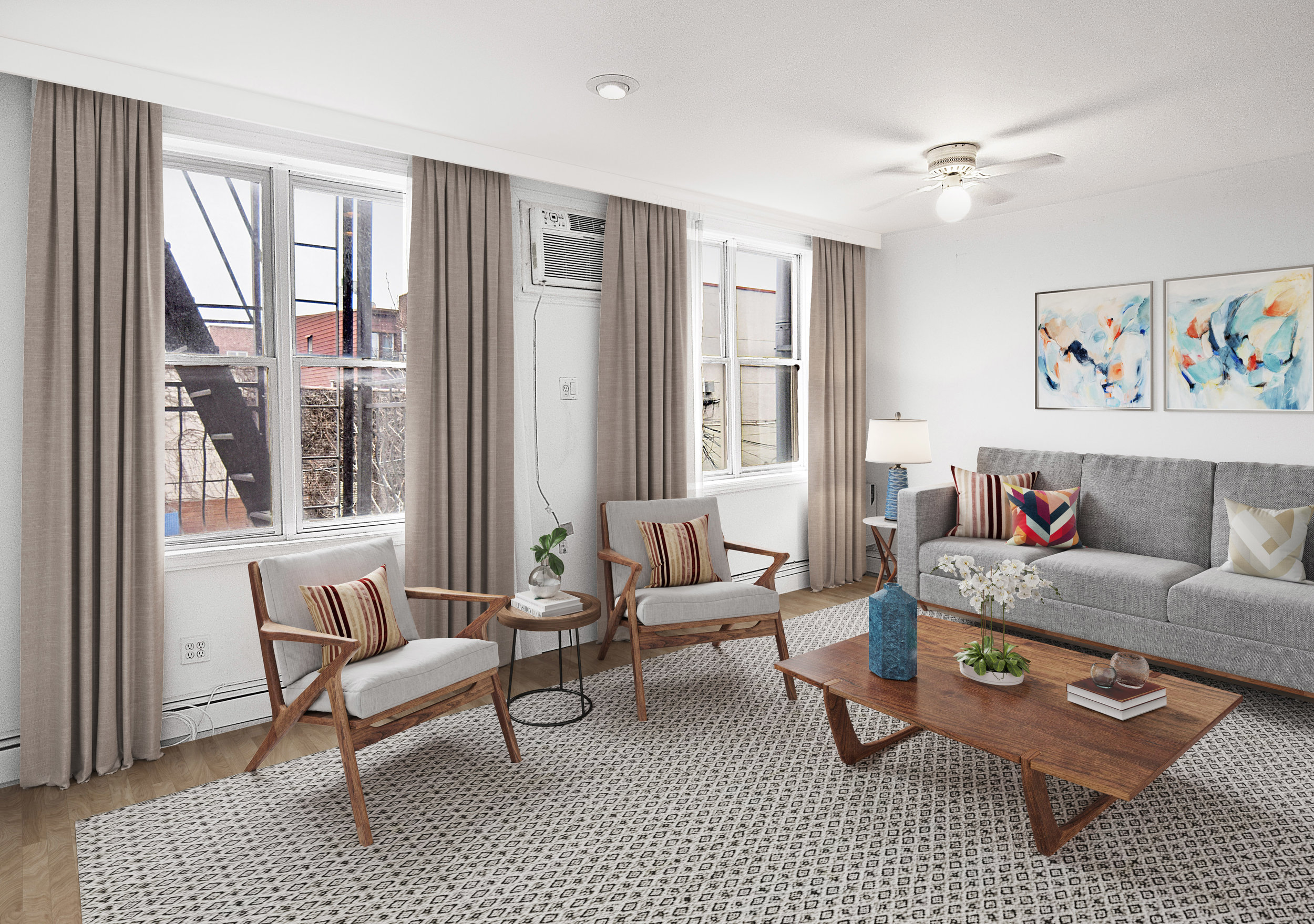 Williamsburg | 1 Bed | 1 Bath