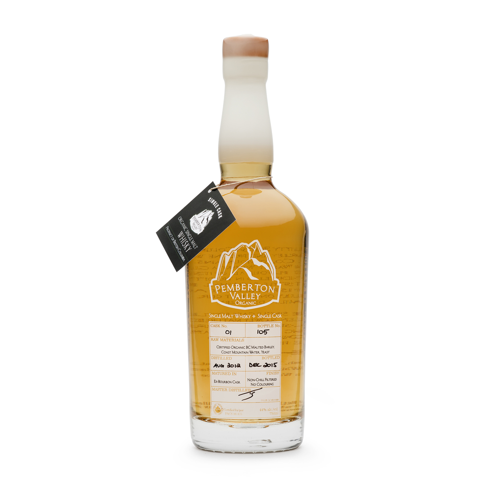 Pemberton Valley Single Malt Whisky