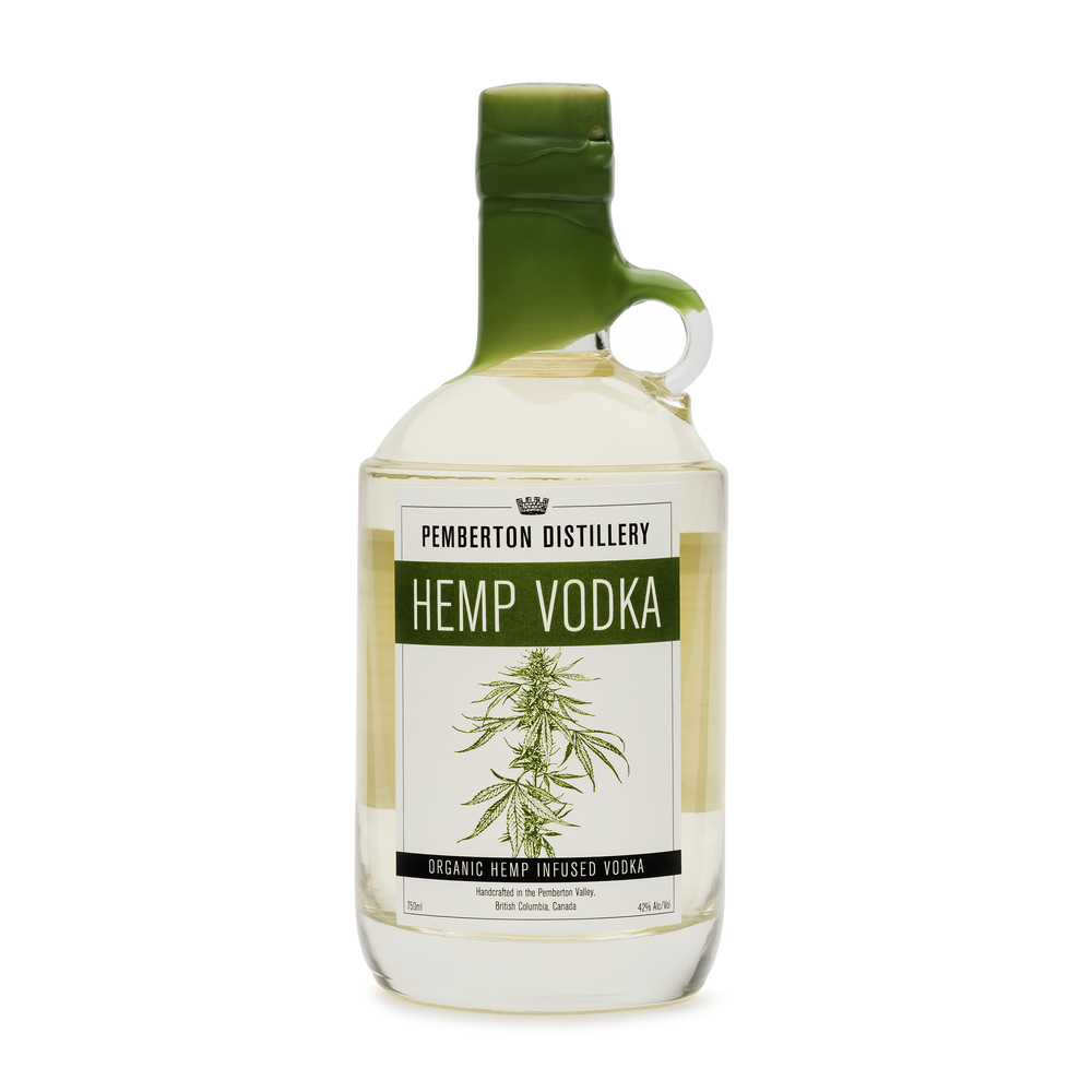 Organic Hemp Vodka