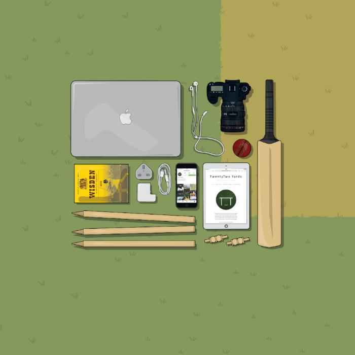📷 TwentyTwo Yards Essentials