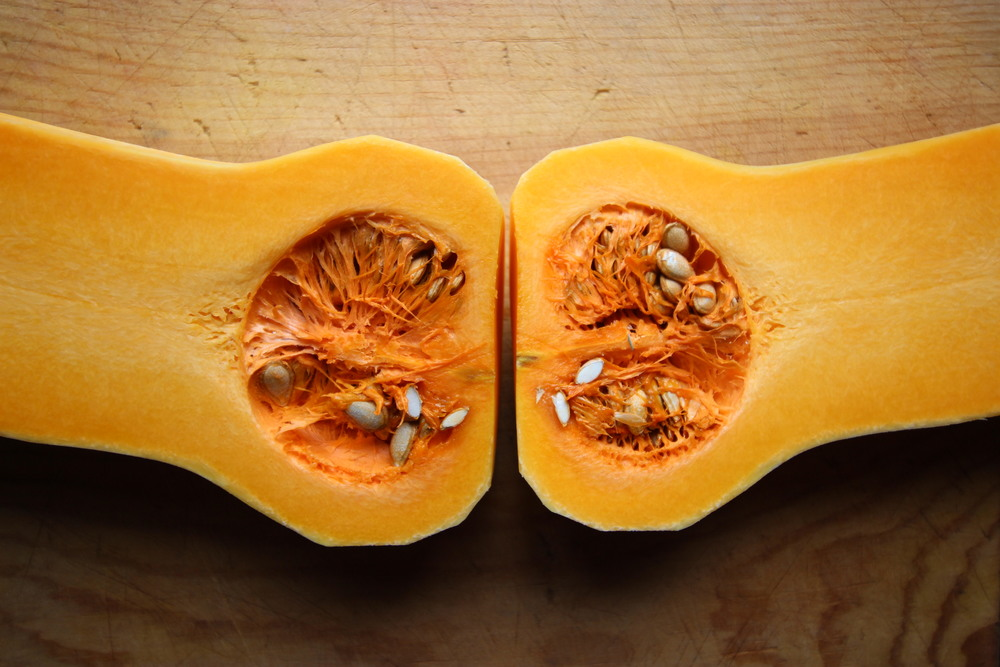 Butternut squash is an excellent source of vitamins A and C! I also tend to never get sick of it.