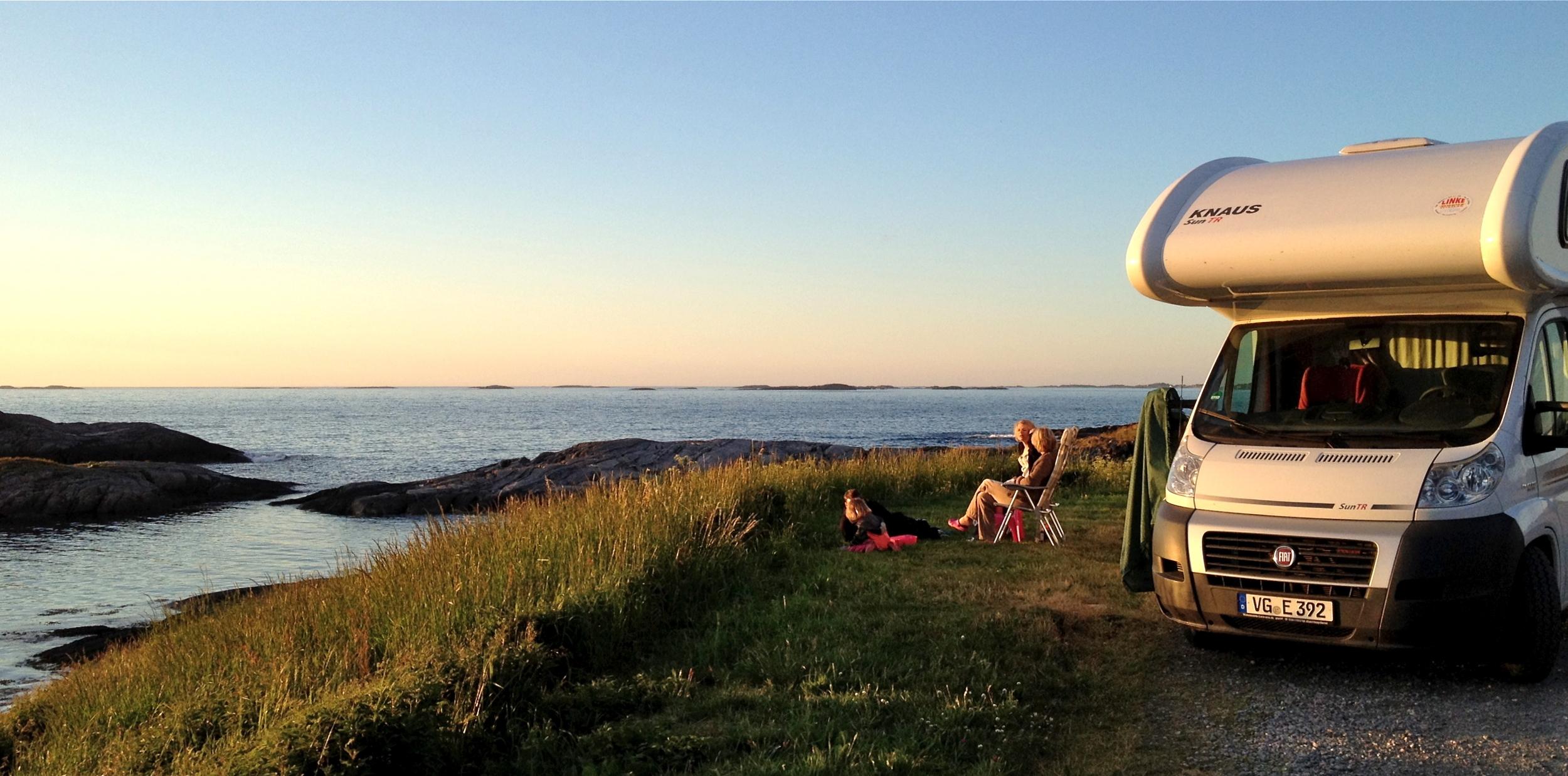 Klart for en ny god reiselivssommer uten sutring. Foto: Odd Roar Lange