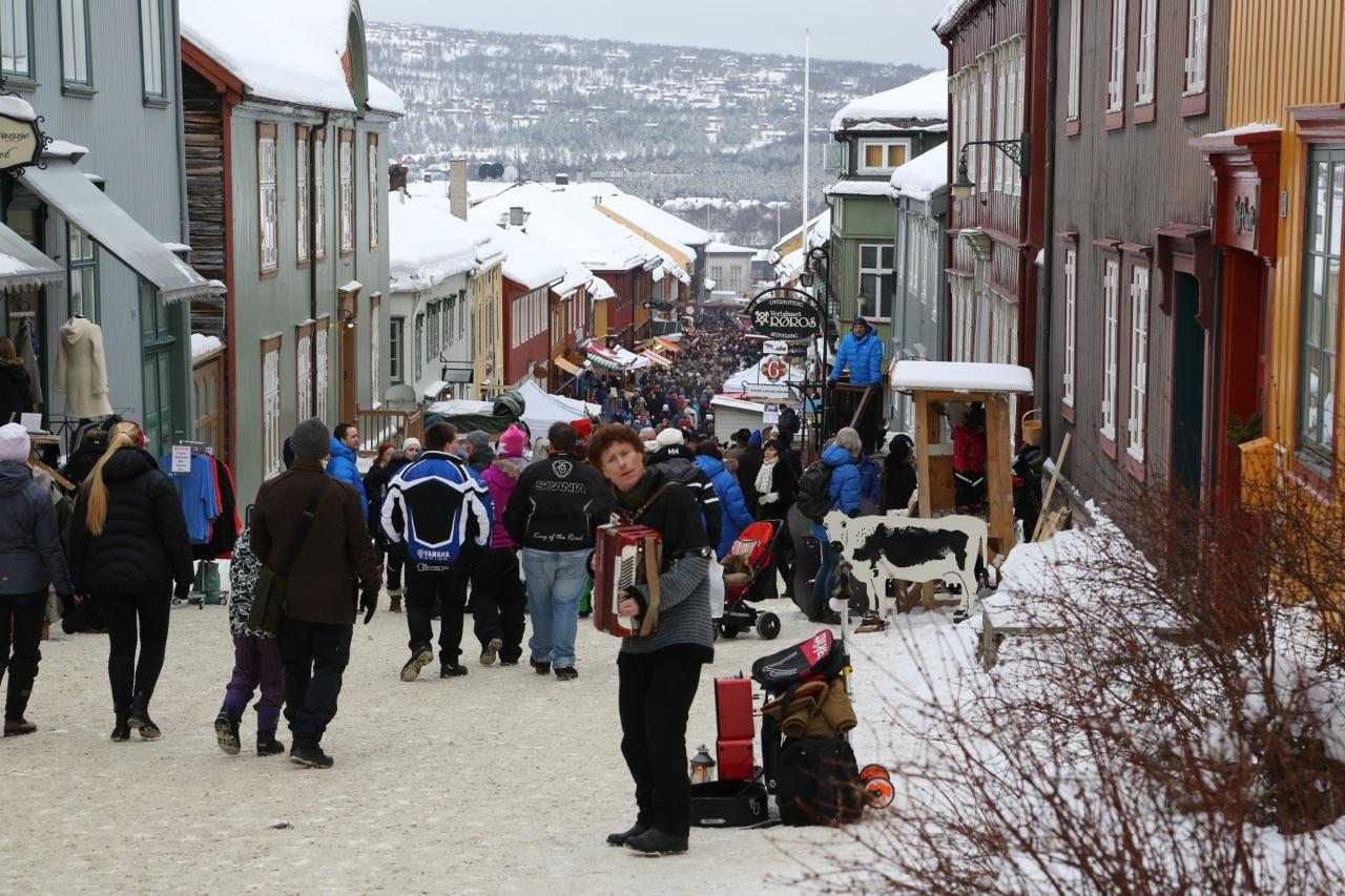 Reiselivet trenger trøkk og tydelige ledere for å fylle gatene med turister. Foto: Odd Roar Lange
