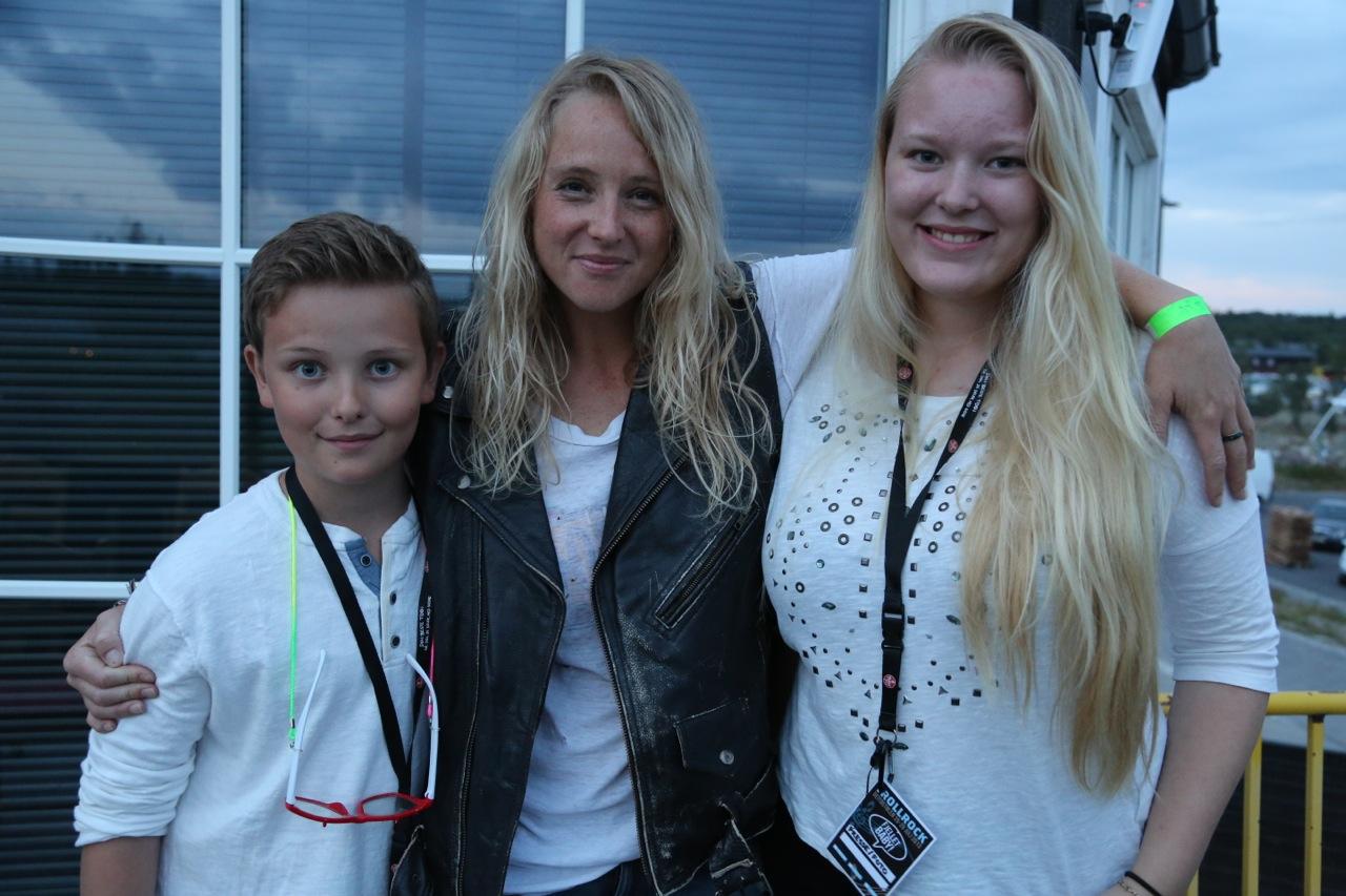 Lissie er blitt en populær artist i Norge. Og den meget trivelige rockesangeren skuffet ikke på Beitostølen heller.