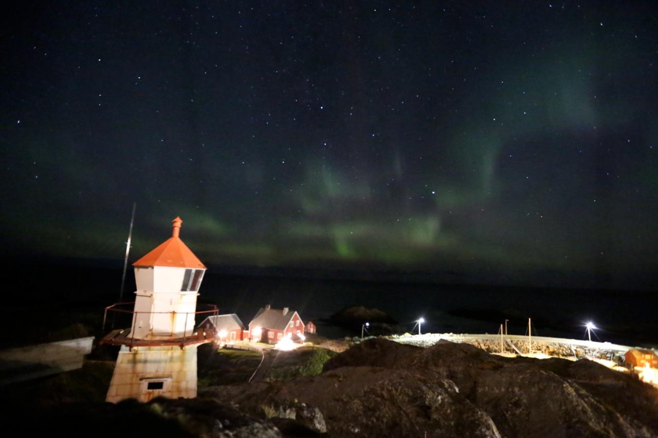 Det beste av Norge - fjord og nordlys. Foto: Odd Roar Lange