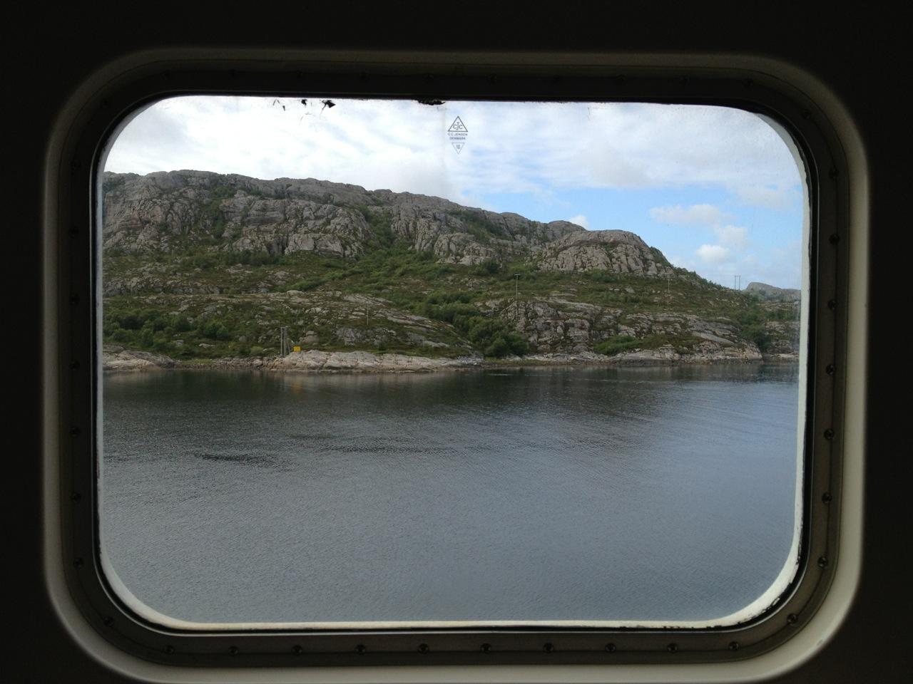 Hvordan ser Fjord-Norge ut for en turist? Foto: Odd Roar Lange
