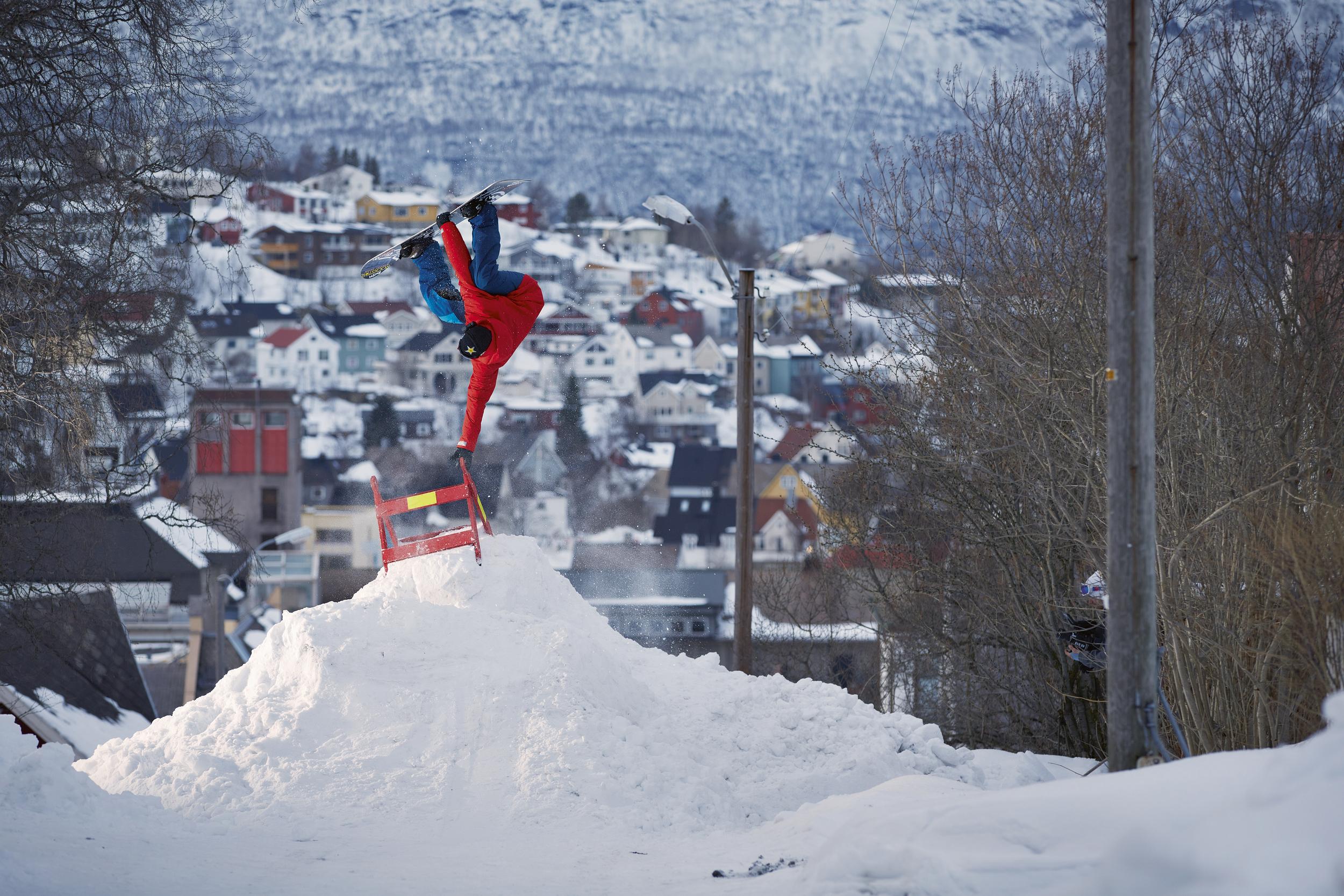 Foto: Frode Sandbech/Norrøna