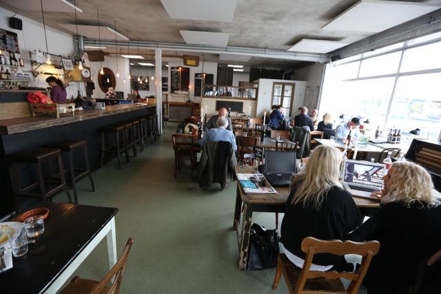 Dra til København - og finn en av de trivelige kafeene. Som denne: Pate Pate. Foto: Odd Roar Lange