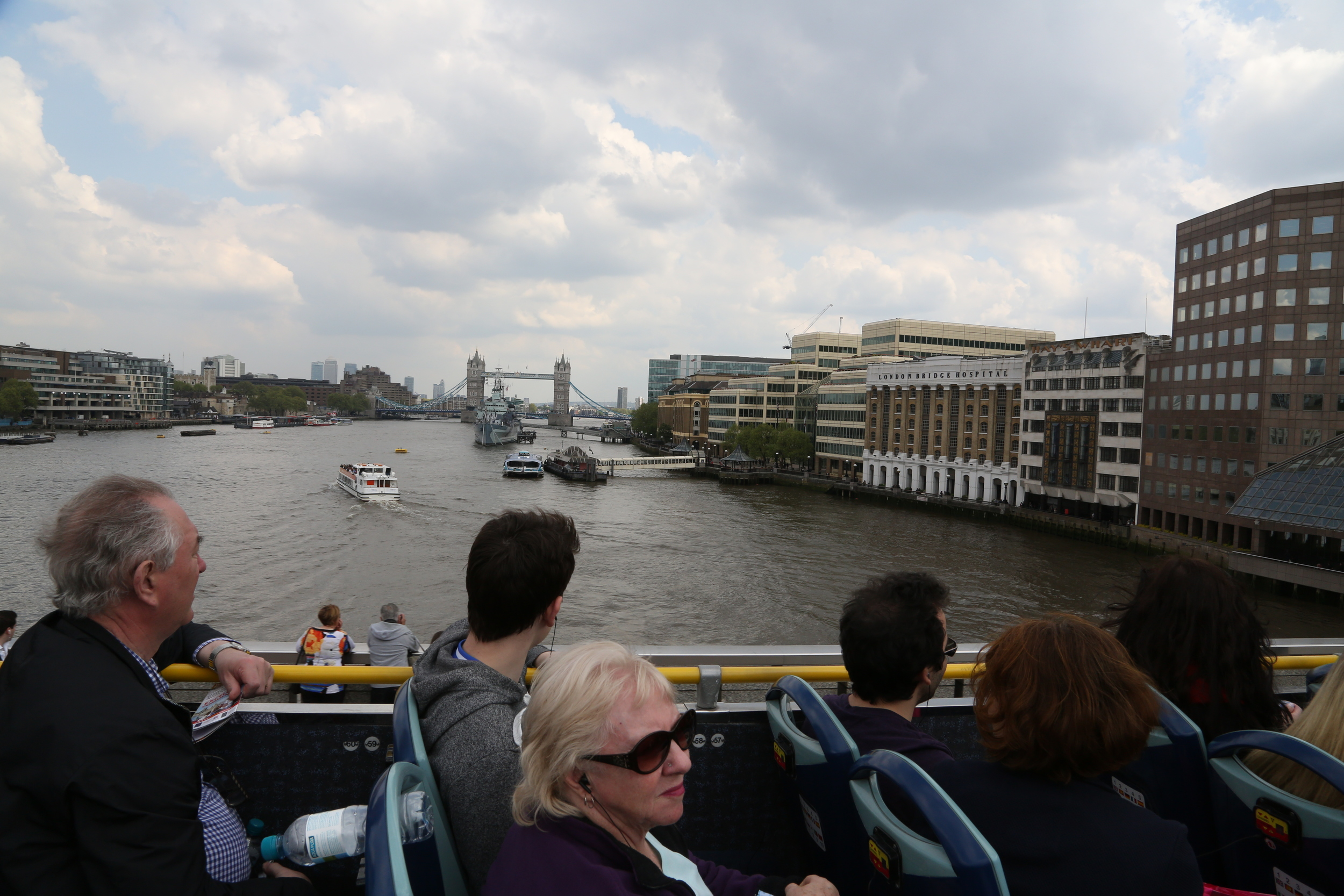 Ta rett båt... Foto Odd Roar Lange